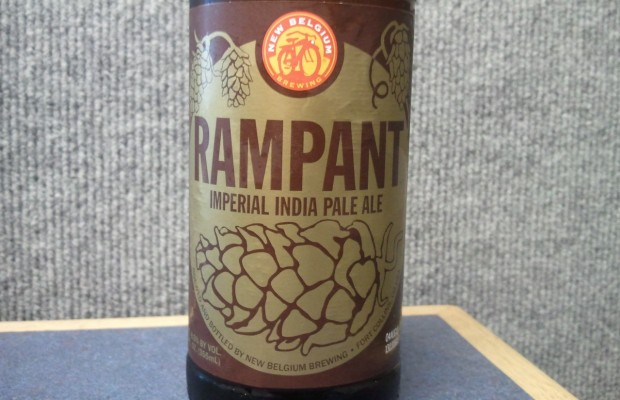 New Belgium Rampant Imperial India Pale Ale