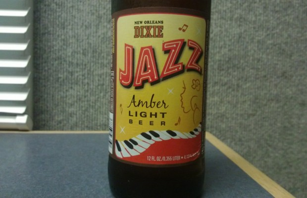 Dixie Jazz Amber Light