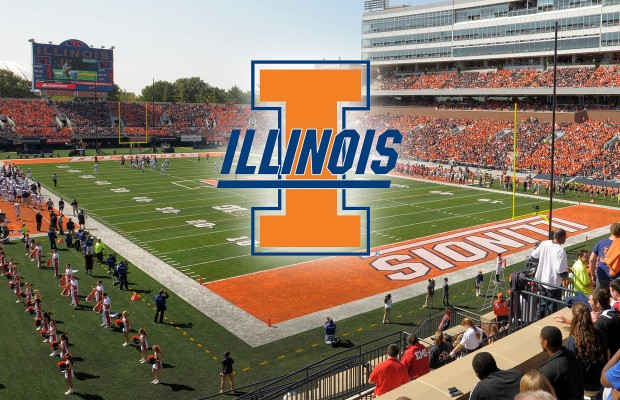 The Ultimate Illini Tailgate Package