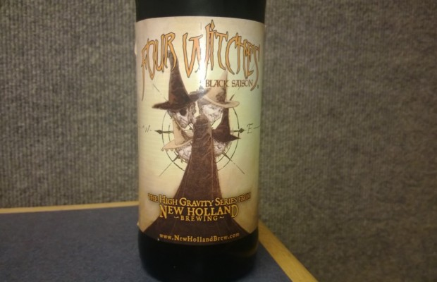 Four Witches Black Saison