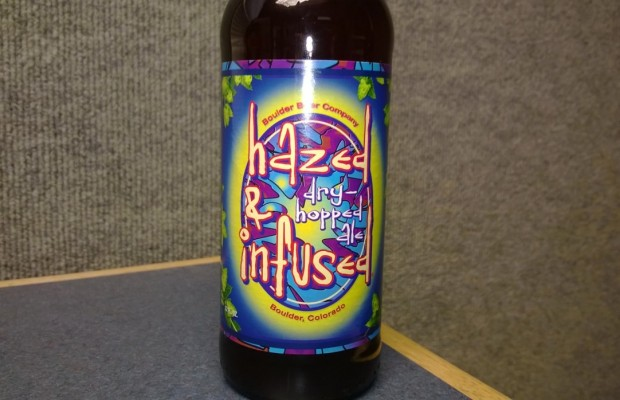 On Tap 1/31/14:  Hazed and Infused