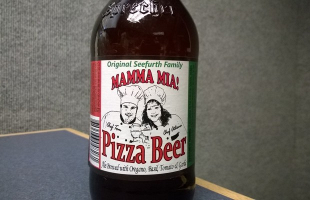 On Tap 4/25/14: Mamma Mia Pizza Beer