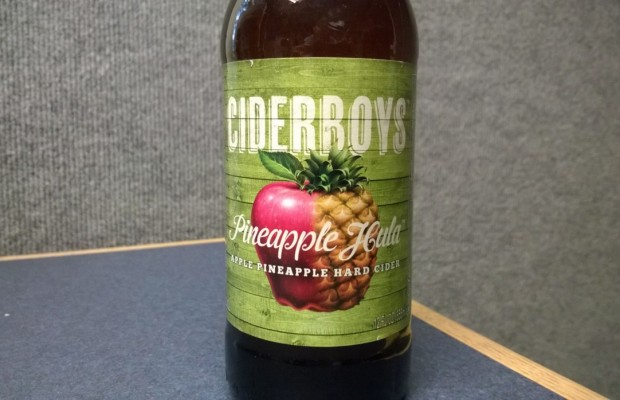 On Tap 6/27/14: Cider Fest Pt. 1 Pineapple Hula