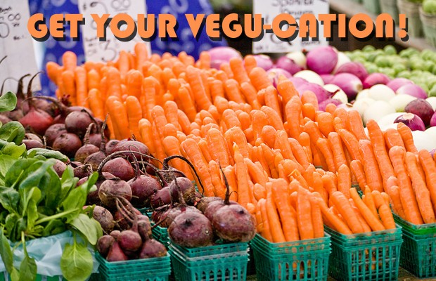 Get Your Vegu-Cation!